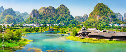 Landscape of Guilin Wallpaper Mural