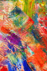 abstract artwork as background