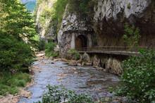 Jerma River In Serbia