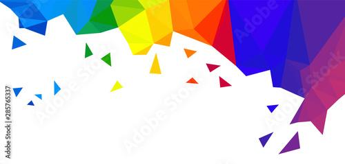 sfondo, arcobaleno, colorato, multicolore, colori, fantasi Wallpaper Mural