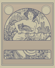 Alphonse Mucha Cover 1908