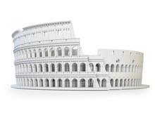 White Coliseum Colosseum Isola...
