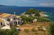 Küste und Strände der Insel Korfu - Griechenland