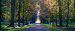 canvas print picture - Tiergarten Hannover