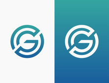 Letter G Logo Icon Vector