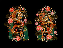 Chinese Traditional Dragon, Pe...
