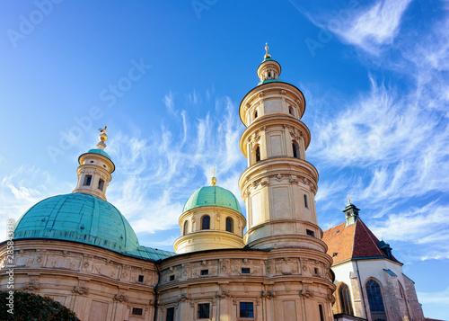 Fototapeta Mausoleum of Emperor Ferdinand II at St Giles Cathedral Graz