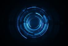 UI HUD Screen Tech System Inno...