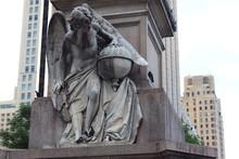 Particolare Del Monumento A Cr...