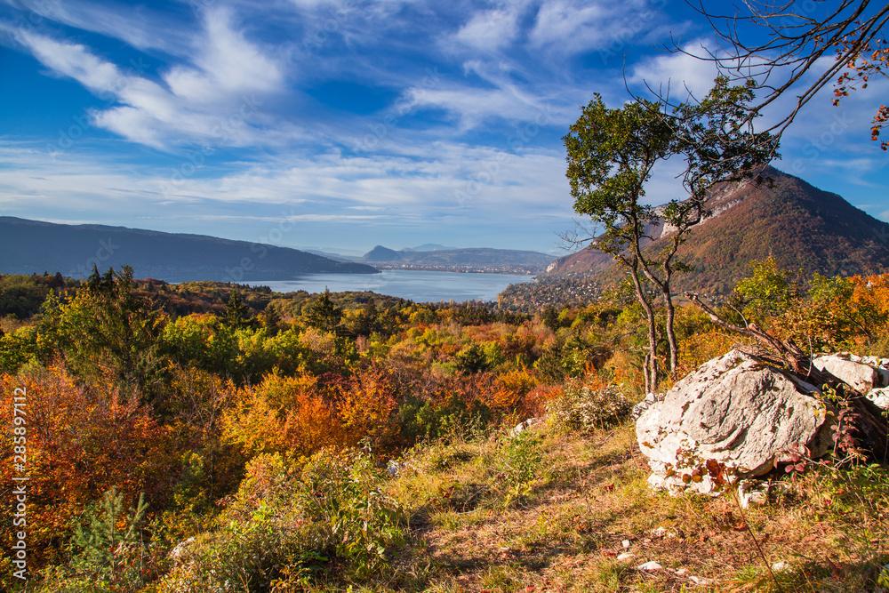 Fototapeta Montagne