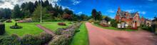 Carlisle Park, Morpeth, Emily Davison, Sunny Day