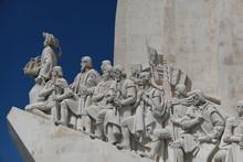 Seefahrer, Denkmal, Lissabon, ...