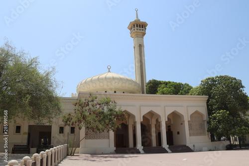 Canvas Mosquée à Dubaï, Émirats arabes unis