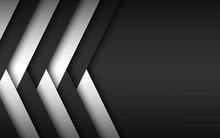 Black And White Overlayed Arro...