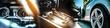 Automobile Industrie / Auto Kollage - Autoteile