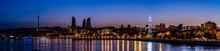 Panoramic View Of Baku - The C...