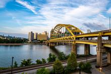 Vistas Of Pittsburgh, Pennsylvania