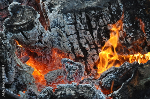 Fire and Coals