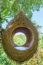 A Bird Nest Recreation Area In...
