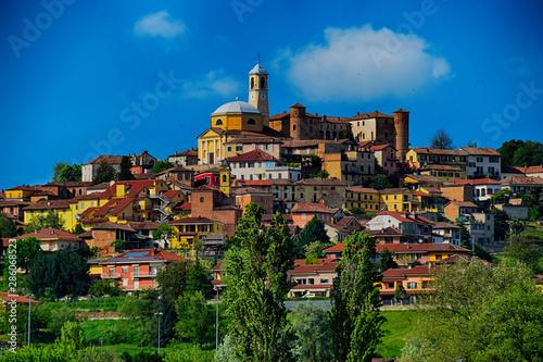 Castelletto Monferrato (AL) Wallpaper Mural