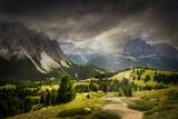 Fototapeta Kawa jest smaczna - Landschaft in Südtirol