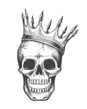 Skull King Tattoo