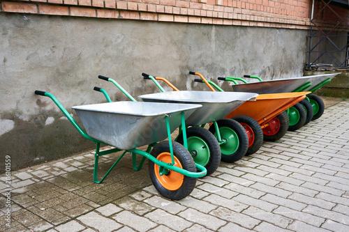 Photo Wheelbarrows