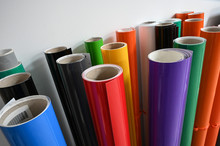 Rotoli Di Carta Colorata Plastificata In Tipografica