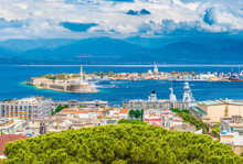 Beautiful Panorama Of Messina ...