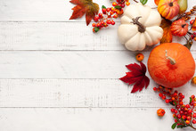 Festive Autumn Decor From Pump...