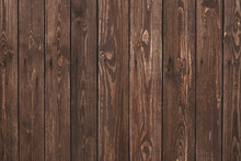 Old Shabby Wooden Fence. Abstr...