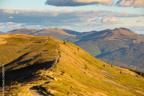 Fototapeta Bieszczady - Carpathians Mountains  obraz na płótnie