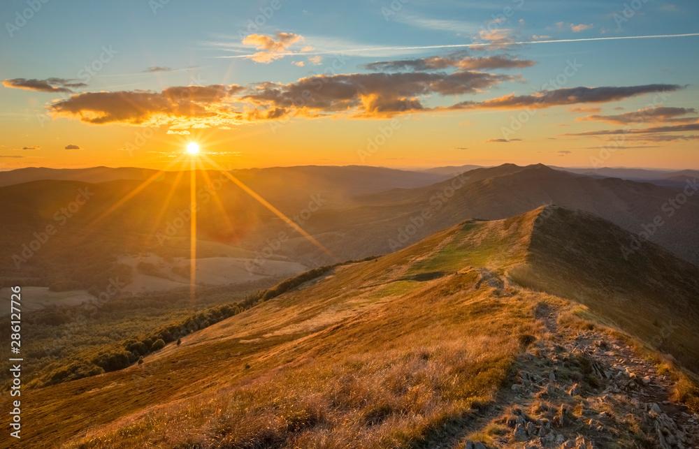 Fototapety, obrazy: Bieszczady - Carpathians Mountains