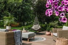 Stylish Garden Decoration With...