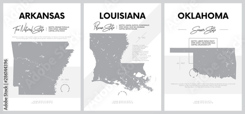 Vector posters with highly detailed silhouettes of maps of ... on show map of louisiana, real map of louisiana, google maps louisiana, full size map of louisiana, atlas of louisiana, towns in louisiana, towns of louisiana, all cities in louisiana, usa map louisiana, printable map of state louisiana, map of cities of louisiana, early maps of louisiana, political map of louisiana, marksville louisiana, physical map of louisiana, large map of louisiana, beaches of louisiana, county map of louisiana, maps by parish louisiana, satellite map of louisiana,