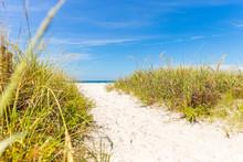St. Pete Beach In Florida, USA...