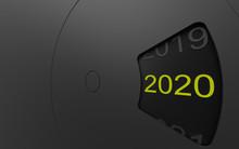 2020 New Years Coming Between ...
