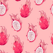 Seamless Pattern With High Det...