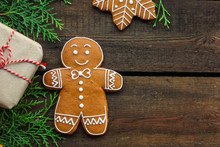 Gingerbread (christmas Atmosph...