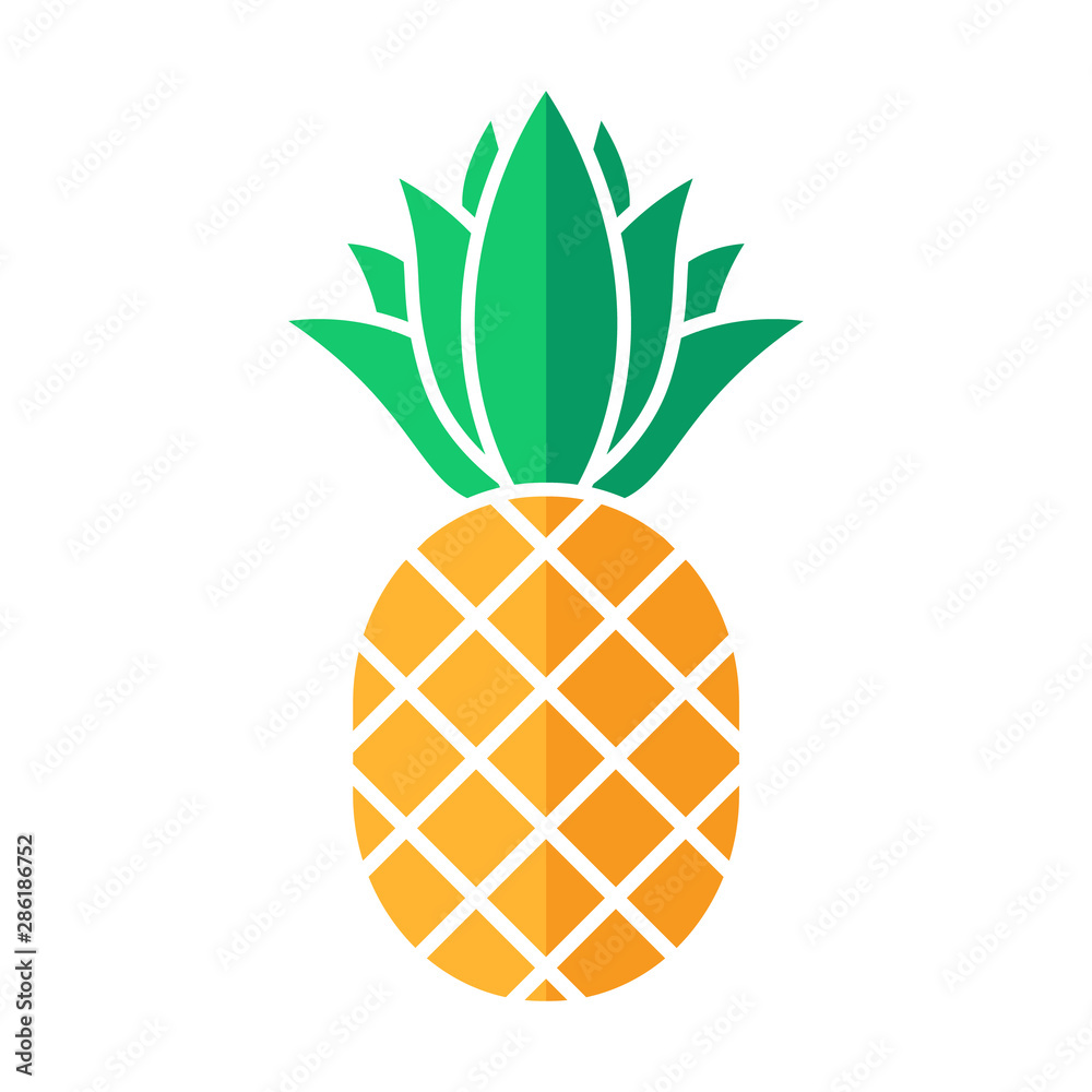 Fototapeta Pineapple