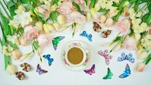 Hello Springtime Relaxing Tea ...