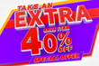 canvas print picture - TAKE AN EXTRA SALE ITEM 40 % OFF SPECIAL OFFER 3d rendering