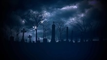 Mystical Halloween Background ...