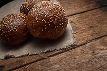 Homemade Sourdough Bread. Roun...