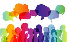 Dialogue Group Of Diverse Peop...