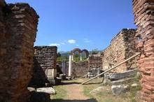 Macédoine Du Nord : Site Archéologique De Heraclea Lyncestis (Bitola)