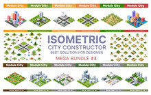Isometric Set Of Blocks Module...