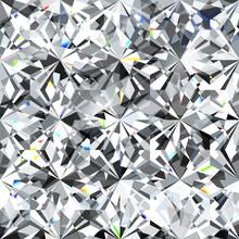 Seamless Diamond Pattern - Vec...