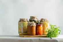 Fermented Preserved Or Canning...