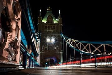 Fototapeta na wymiar London, Tower Bridge